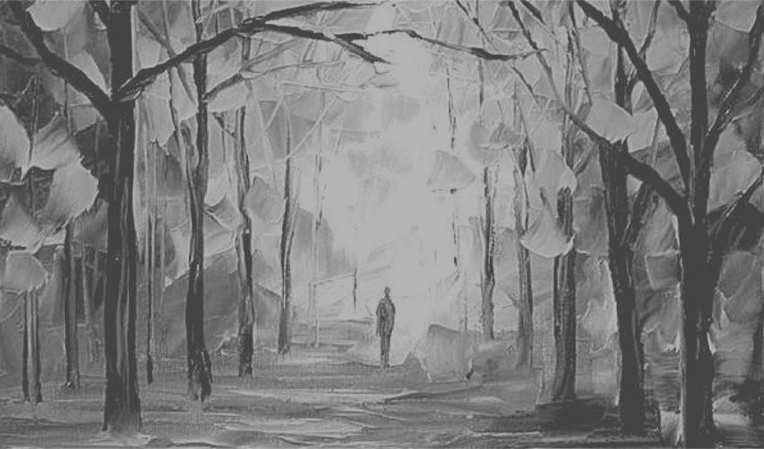 Otoño, de Leonid Afremov