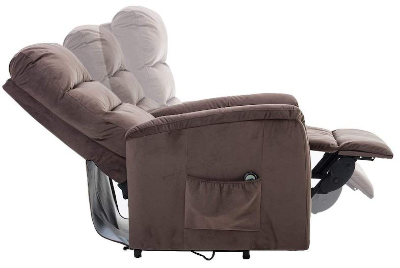 best recliners for back pain relief