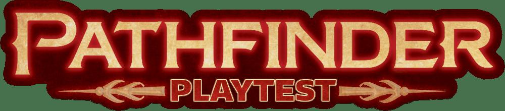 Tabletop Traveler: Pathfinder Playtest - First Impressions