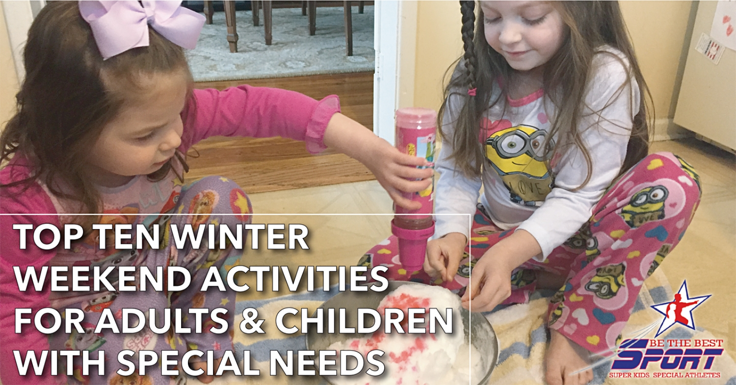 Top Ten Winter Weekend Activities For Adults And Children