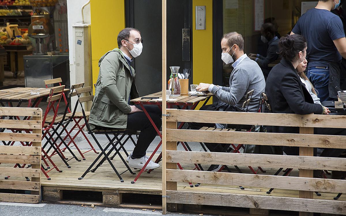 bars et restaurants une nouvelle charte pour ville de paris