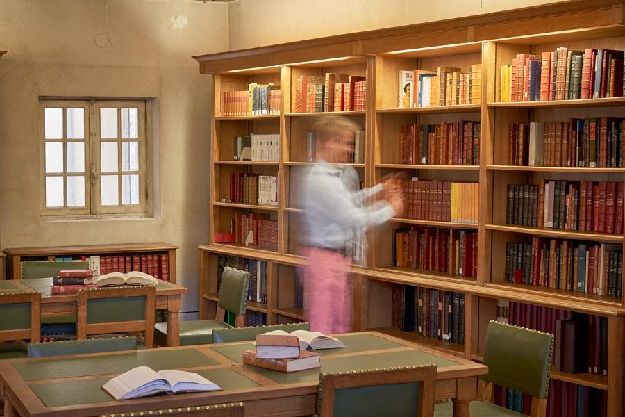 visite virtuelle de la bibliotheque de la maison de balzac que faire a paris