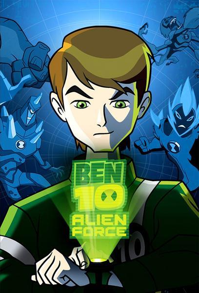 ben 10 alien force cartoon network