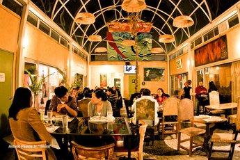 Bella Vista Brazilian Gourmet Pizza Culver City Los