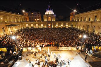 La Fete De La Musique Music Festival In Paris