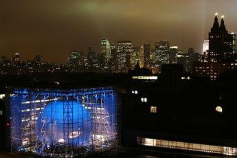 Romance Under The Stars Hayden Planetarium NYC
