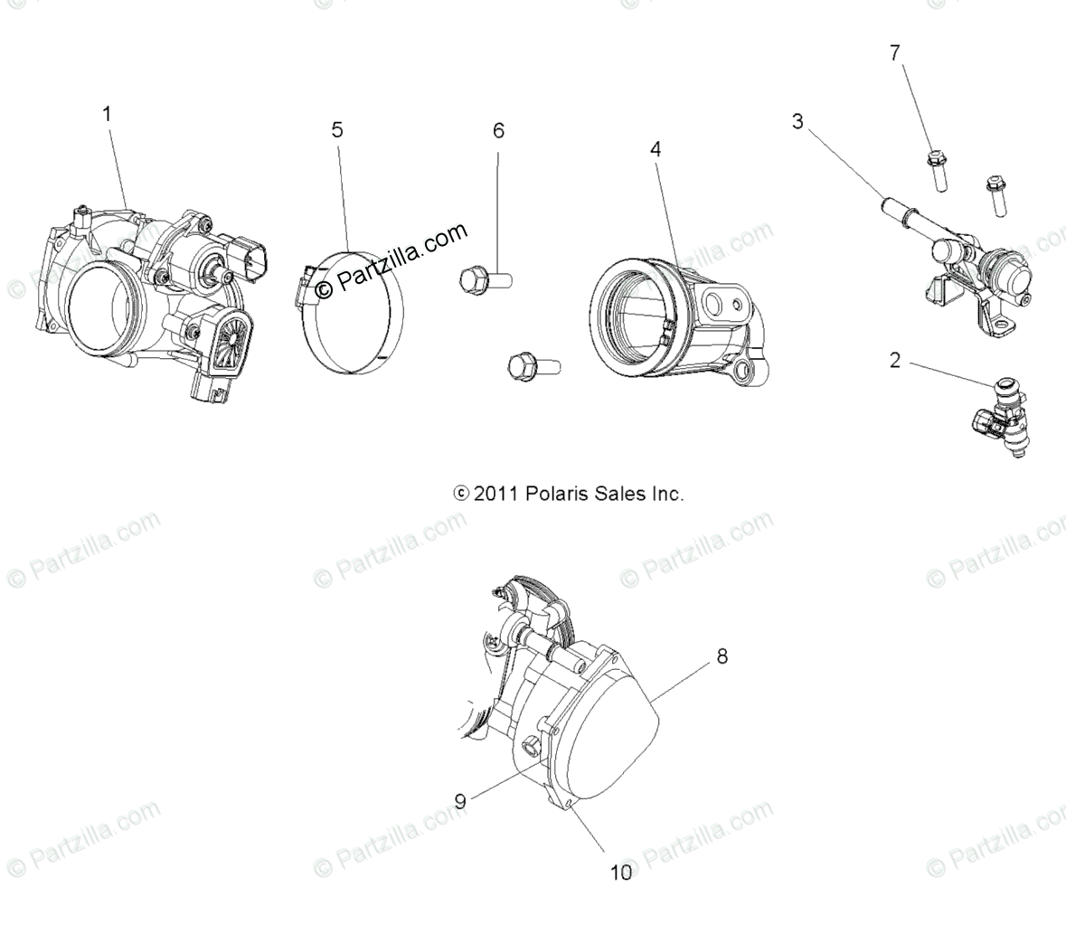 570 Efi Polaris Ranger Engine Diagram Engine Wiring