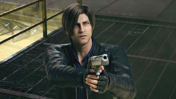 Netflix's Resident Evil: Infinite Darkness series is a renewal of the ...