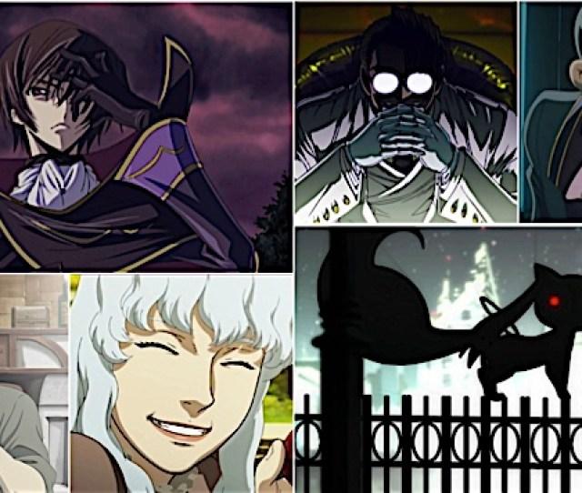 Of The Greatest Anime Villains