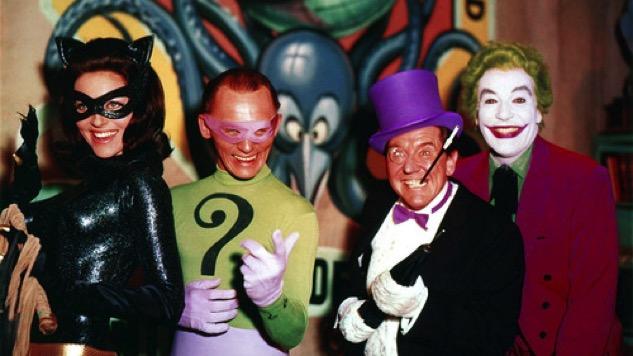 all 34 batman 66 villains ranked