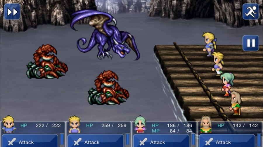 Final Fantasy for iOS  The Good  the Bad and the Ugly    Games     Final Fantasy VI jpg