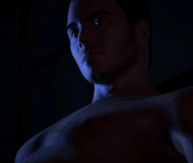 Kaidan Mass Effect