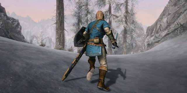 Link%20In%20Skyrim thumb 688x344 689381 - : Games :: Features :: Skyrim :: Paste