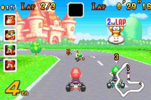 The 8 Best Mario Kart Games    Games    Lists    Paste mario kart super circuit jpg