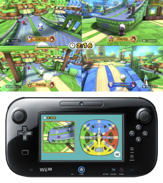 10 Wii U Games You Should Play    Games    Lists    Wii    Paste nintendo land wii u png