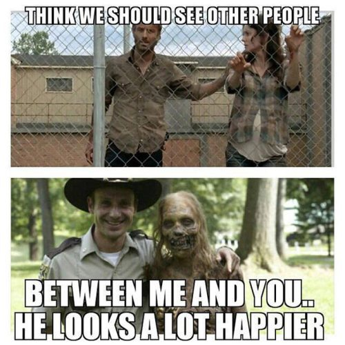 The 25 Best Memes From The Walking Dead