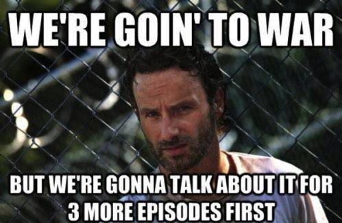 The 30 Best Walking Dead Memes :: TV :: Galleries :: Paste