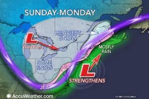 Polar Vortex to Hit Brookline; Snow Likely