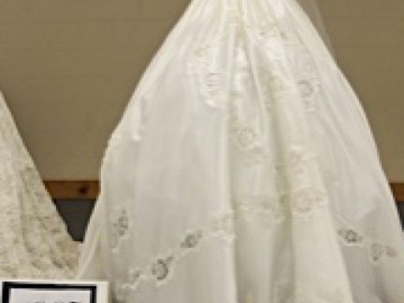 Valrico Woman Shares Wedding Gown Collection