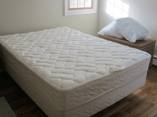 Full Size Mattress Box Spring Frame 0