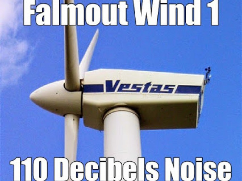Major Flaw Massachusetts : Wind Turbine Health Impact Study 2012