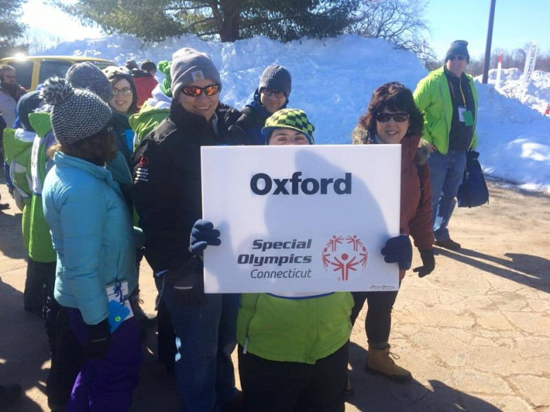 Oxford Special Olympics Soars at the 2015 SOCT Winter Games