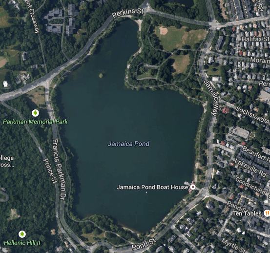Boston Police, Fire Crews Search for Woman at Jamaica Pond