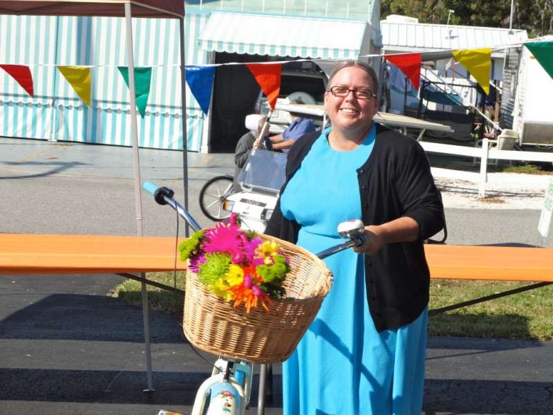 Pinecraft Cookbook Author Balances TV Appearances With Mennonite Faith