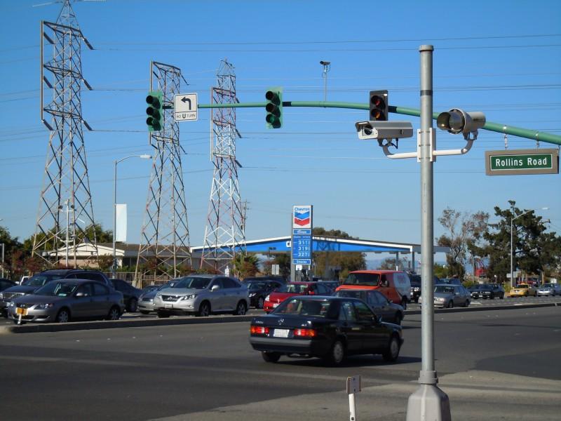 Red Light Camera California