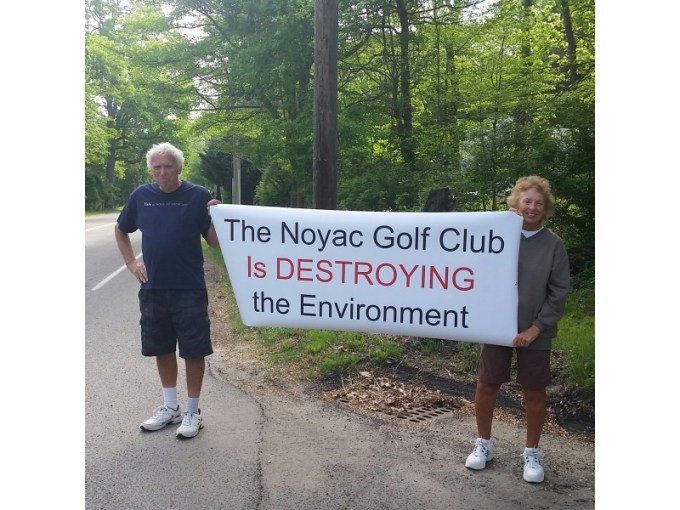 Sag Harbor Resident Asks Feds to Investigate Noyac Golf Course     Sag Harbor Resident Asks Feds to Investigate Noyac Golf Course