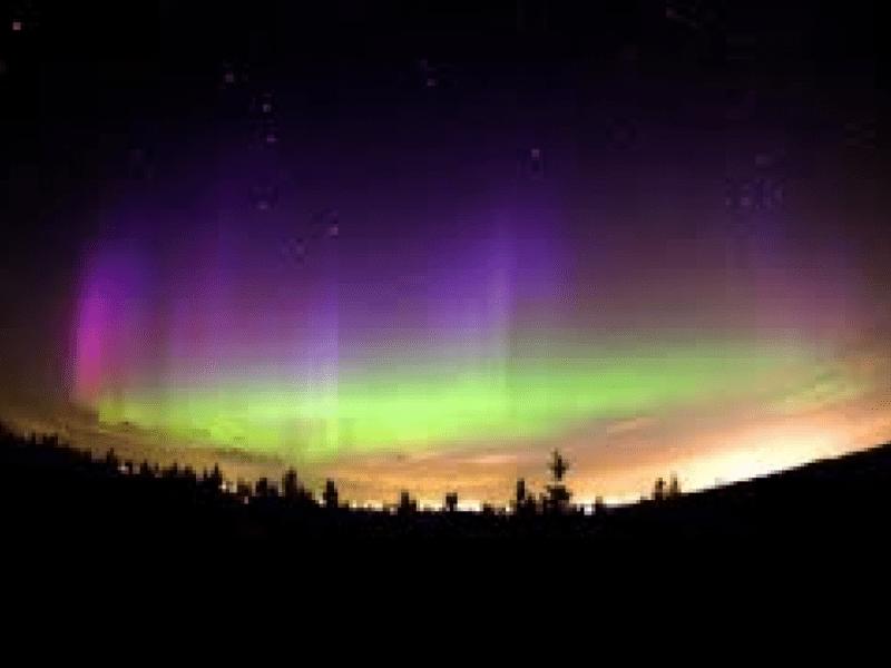 Northern Lights Illinois