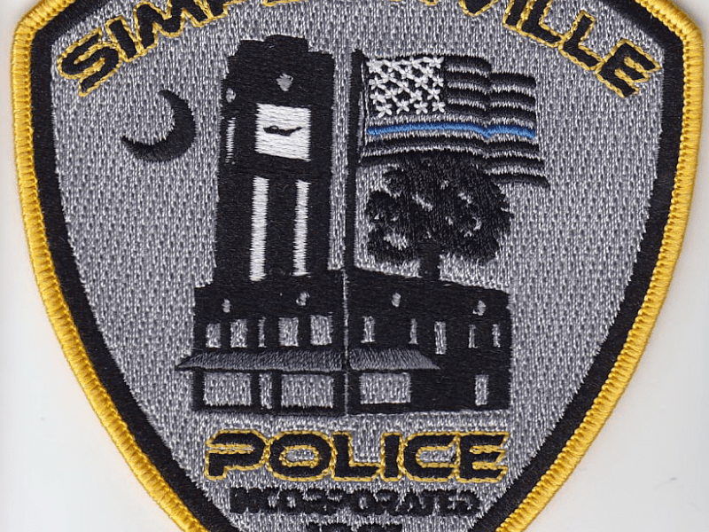 Simpsonville Police Crime Blotter Burglaries Assaults Drugs Simpsonville SC Patch