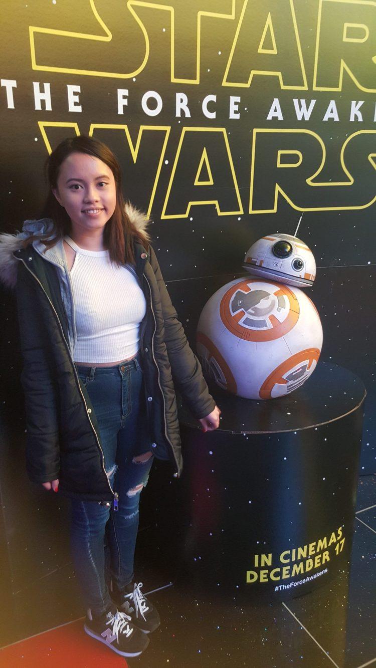 Me & BB-8!