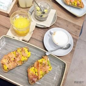 Egg Toast da Pappare a Bologna