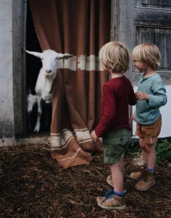 Growingwildthings un inno alla libertà, alla bellezza di una vita a contatto con la natura, alla lentezza e alla passione per le cose semplici.