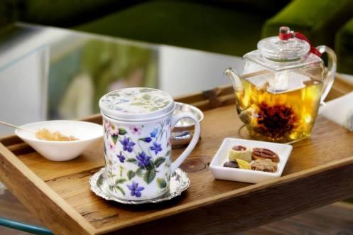 I Tigli in Theoria tea time