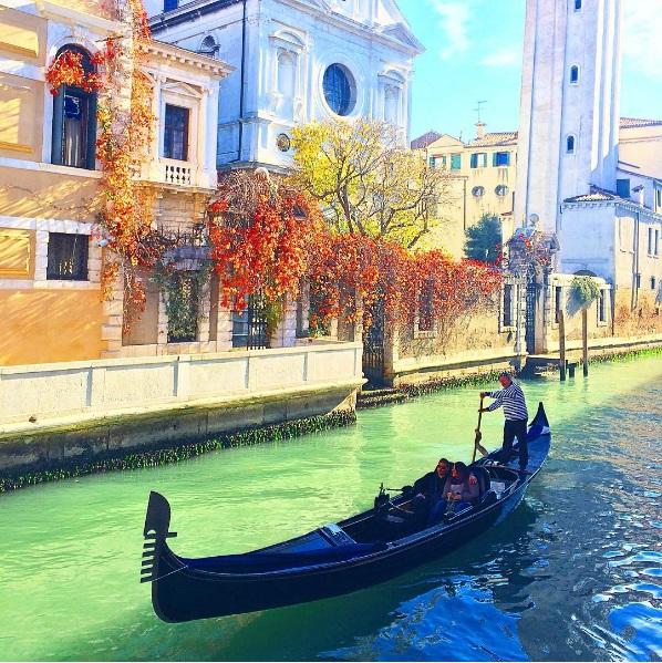 Venezia in Autunno