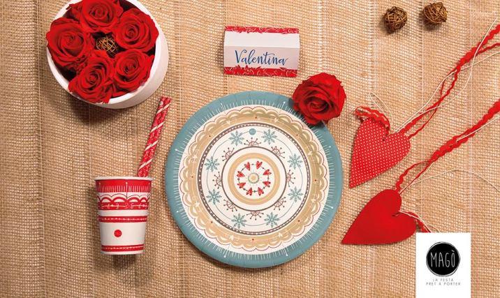 Magò – La festa prêt-à-porter: piatti, bicchieri e tutto il necessario per una tavola perfetta, senza fatica.