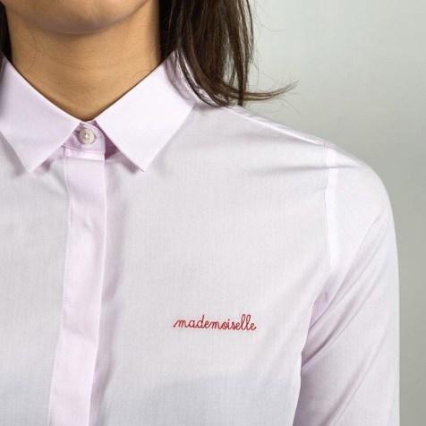 Maison Labiche TShirt personalizzate ricamate
