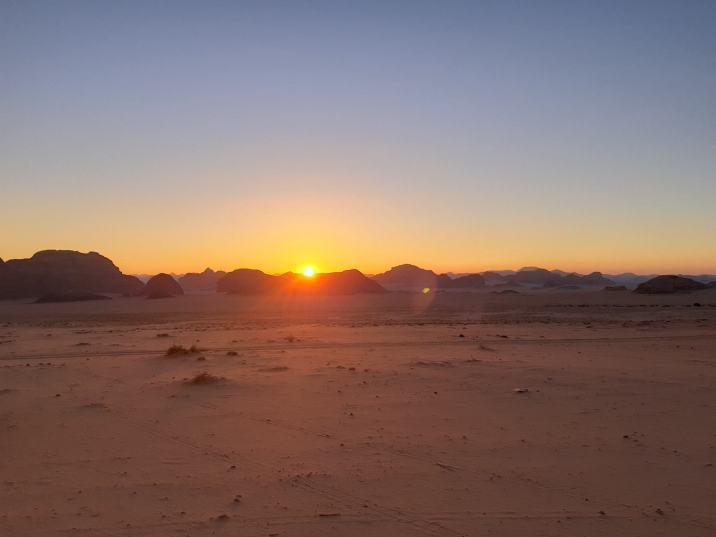 Wadi Rum tramonto 2