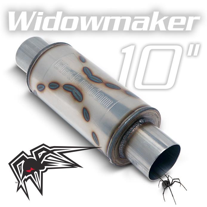 black widow widowmaker 6 neighborhater exhaust muffler