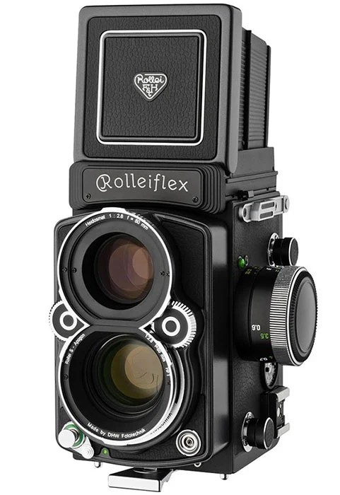 Rolleiflex Still Happily Making Analog TLR Cameras, FX N to Debut at Photokina rolli