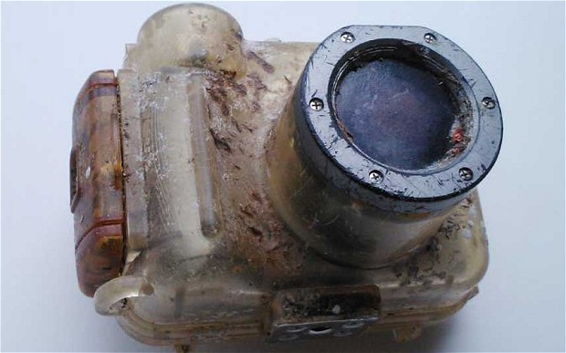Camera Finds Way Back to Owner After Drifting 6,200 Miles from Hawaii to Taiwan htcamera1