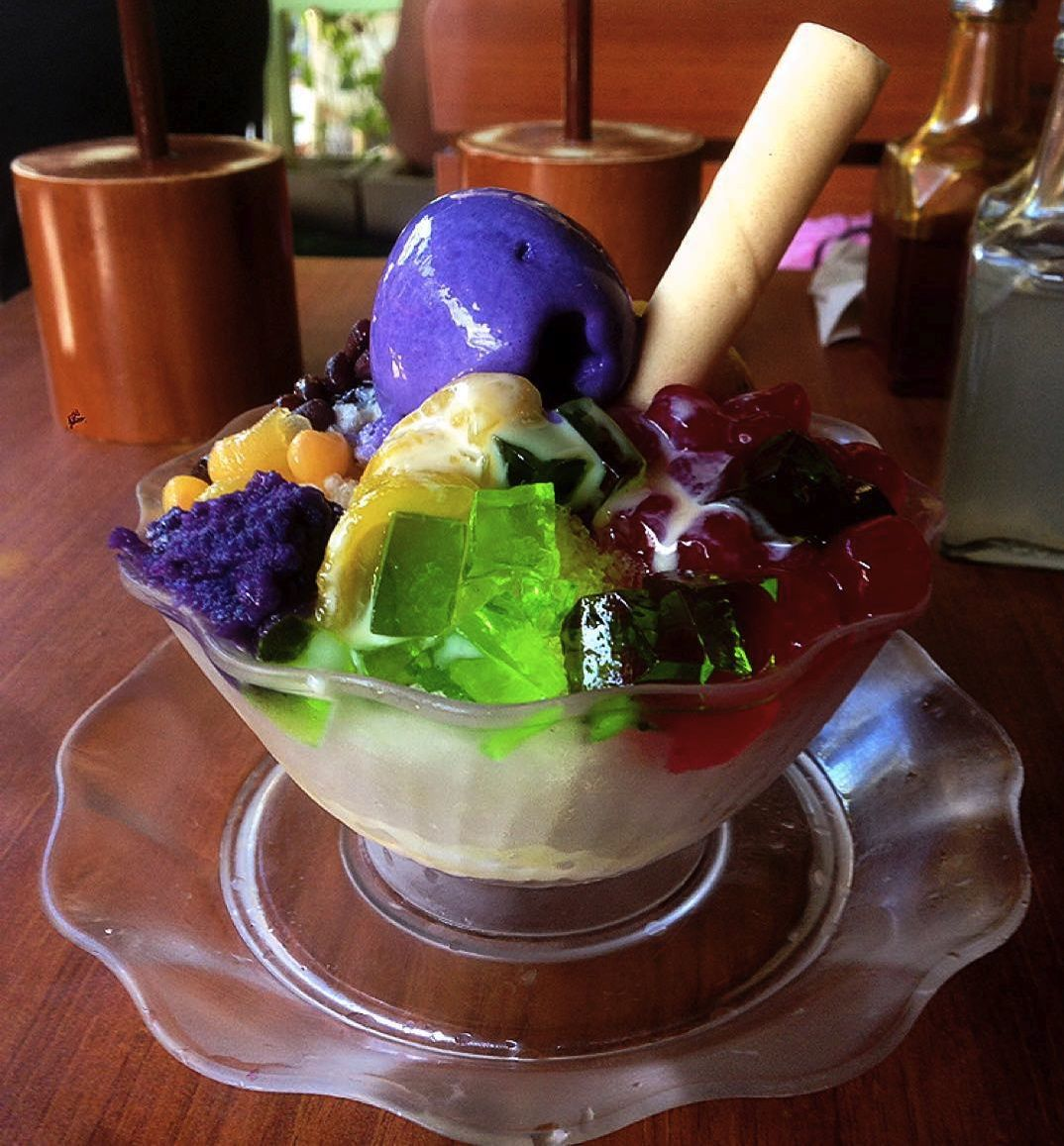 Image result for halo-halo