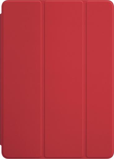 Apple MR632ZM/A funda para tablet 24,6 cm (9.7 pulgadas pulgadas) Funda delantera Rojo