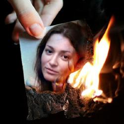 Burning Photo PhotoFunia Free Photo Effects And Online