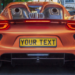 Number Plate PhotoFunia Free Photo Effects And Online