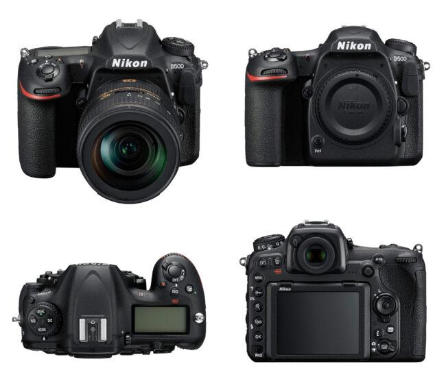 D500 multi-view