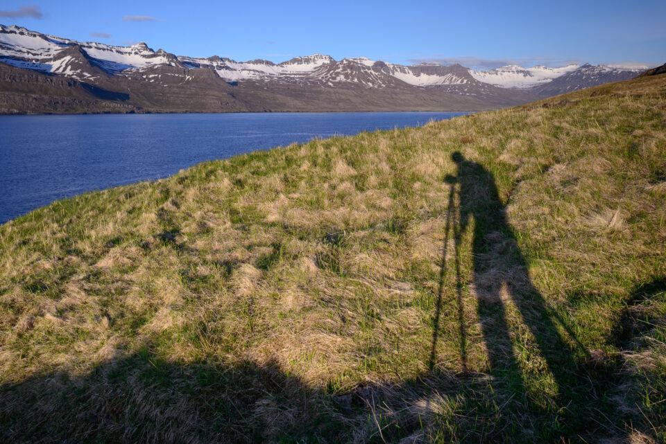 Tripod for long hike