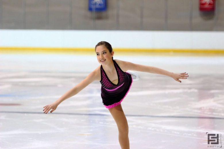 Skating Pose